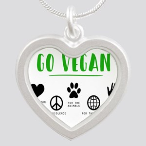 Vegan Food Healthy Necklaces