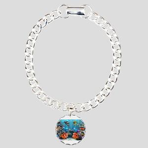 Underwater Charm Bracelet, One Charm