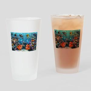 Underwater Drinking Glass