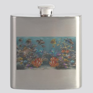 Underwater Flask