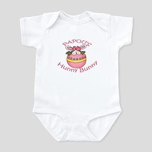 Papou's Hunny Bunny GIRL Infant Bodysuit