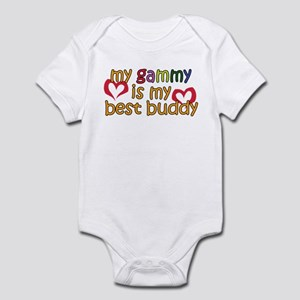 Gammy is My Best Buddy Infant Bodysuit