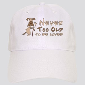 Senior Dog Adoption Cap