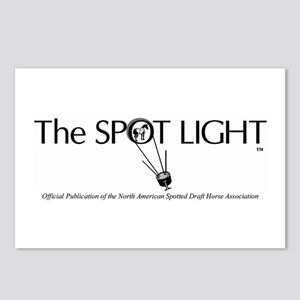 Spot Light Logo Postcards (Package of 8)