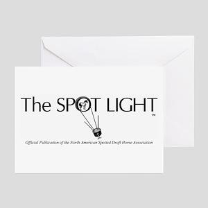 Spot Light Logo Greeting Cards (Pk of 10)