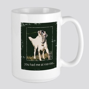 You had me at roo-roo Mugs