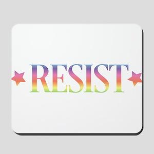 Resist Mousepad