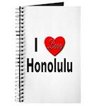 I Love Honolulu Journal