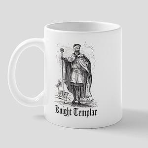 Knight Templar Mug