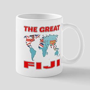 The Great Fiji Designs 11 oz Ceramic Mug