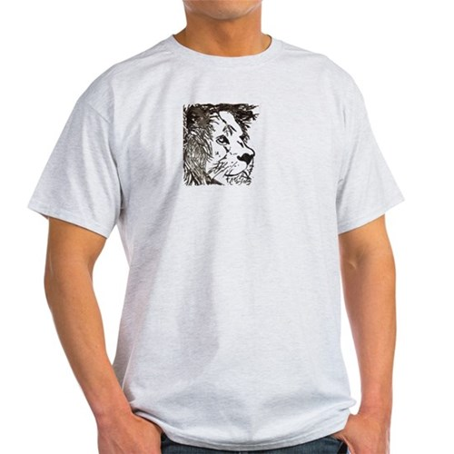 Determined Lion T-Shirt