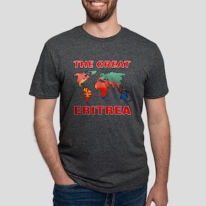 The Great Eritrea Designs Mens Tri-blend T-Shirt