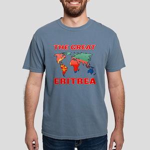 The Great Eritrea Design Mens Comfort Colors Shirt