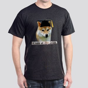 Shiba Grad 08 Dark T-Shirt