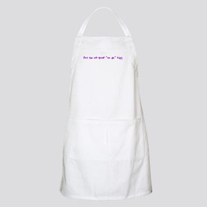 Put Me On Your 'To Do' List BBQ Apron
