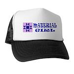 Quilters Trucker Hat