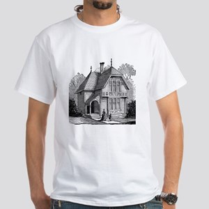Vintage Victorian Home T-Shirt