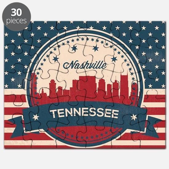 Cute Nashville Puzzle