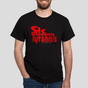 Sic Semper Tyrannis Dark T-Shirt