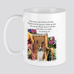 Basenji Art Mug