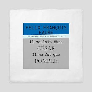 Félix Faure Queen Duvet