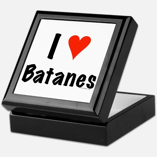 I love Batanes Keepsake Box