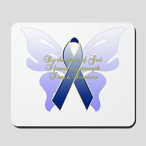 COLON CANCER Mousepad