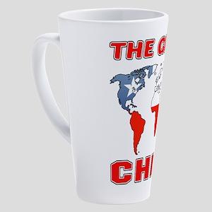 The Great Chile Designs 17 oz Latte Mug
