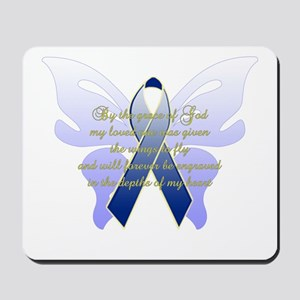 COLON CANCER Mousepad