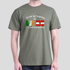 Irish-Austrian Dark T-Shirt