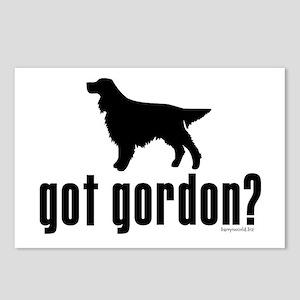 got gordon? Postcards (Package of 8)