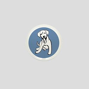 Labrador Retreiver Mini Button