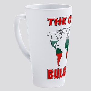 The Great Bulgaria Designs 17 oz Latte Mug