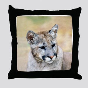 Monty's Mart Throw Pillow