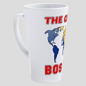 The Great Bosnia Designs 17 oz Latte Mug