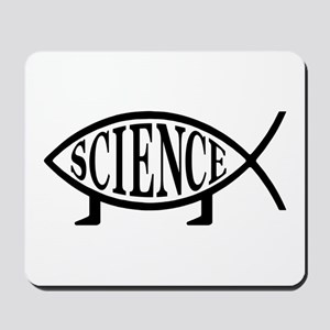 Science Fish Mousepad