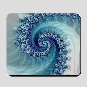 Sound of Seashell Mousepad