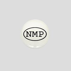 NMP Oval Mini Button