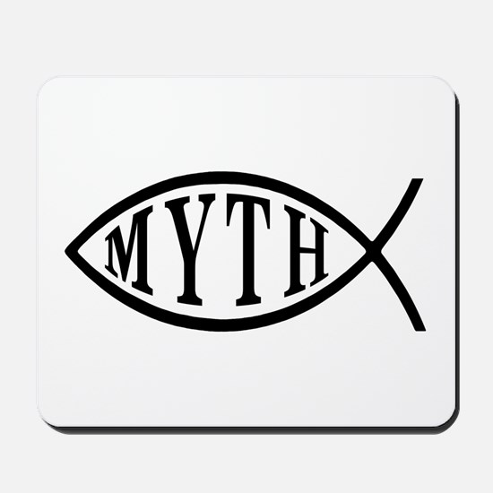 Myth Fish Mousepad