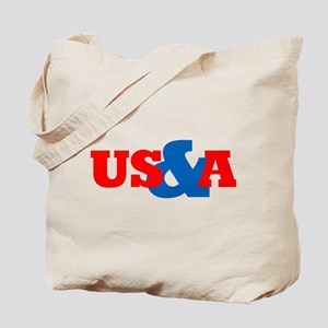 USA Tote Bag
