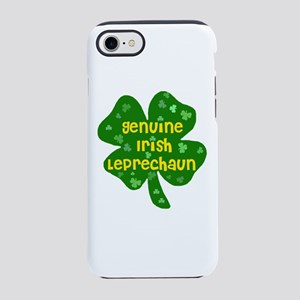 Genuine Irish Leprechaun iPhone 8/7 Tough Case