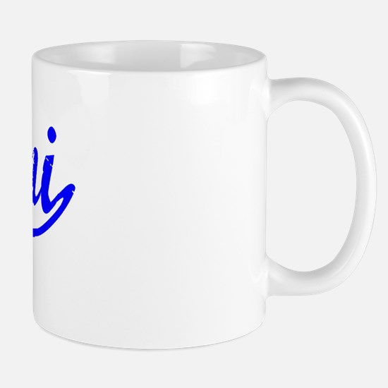 Vintage Imani (Blue) Mug