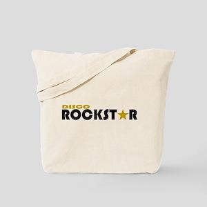 Disco Rockstar Tote Bag