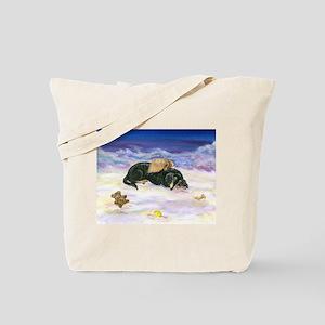 LHBT Dox Cloud Angel Tote Bag