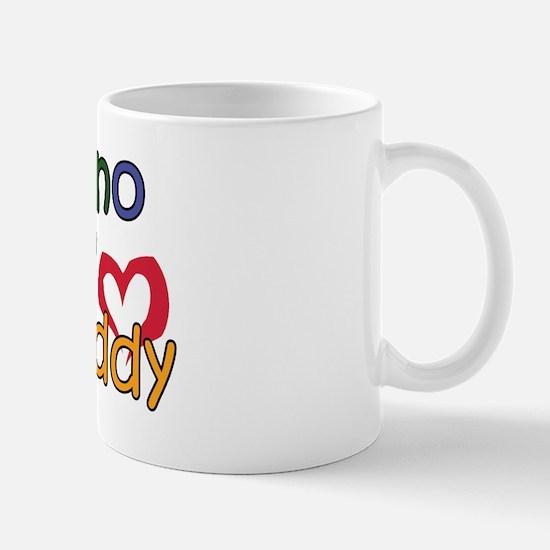 Nonno is My Best Buddy Mug