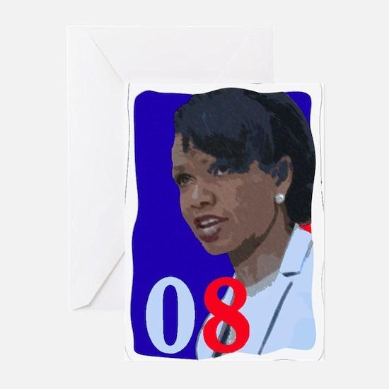 Unique Condoleezza Greeting Cards (Pk of 10)