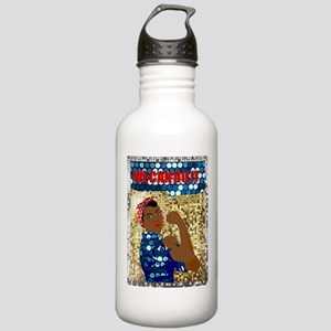 african rosie the rive Stainless Water Bottle 1.0L