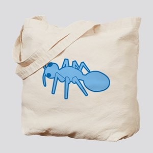Blue Ant Tote Bag