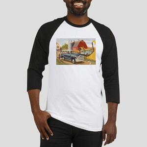 1954 GMC Suburban T-shirts & Baseball Jersey