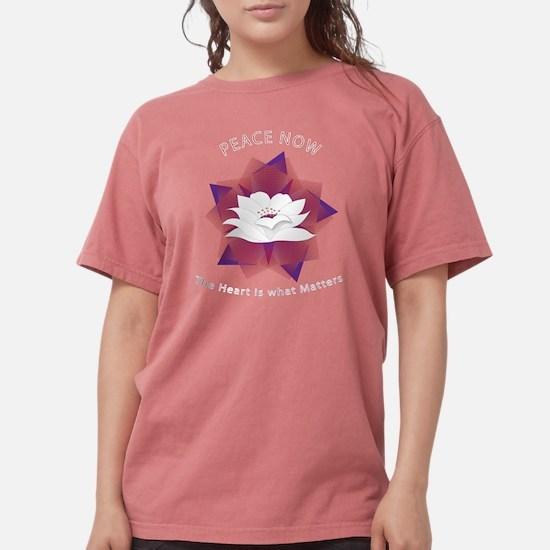 Peace Now: Heart Matters T-Shirt